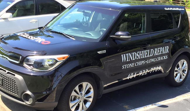 Mobile Windshield Repair in Clayton County GA.