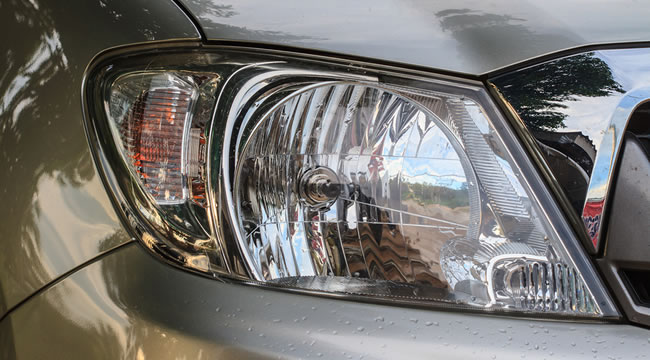 Car and Truck Headlight Restoration in Atlanta Georgia.